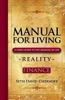 Manual for Living: Reality - Finance