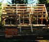 Framing Stillys Barn