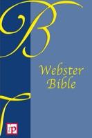 Holy Bible – (Webster) Revised King James Version