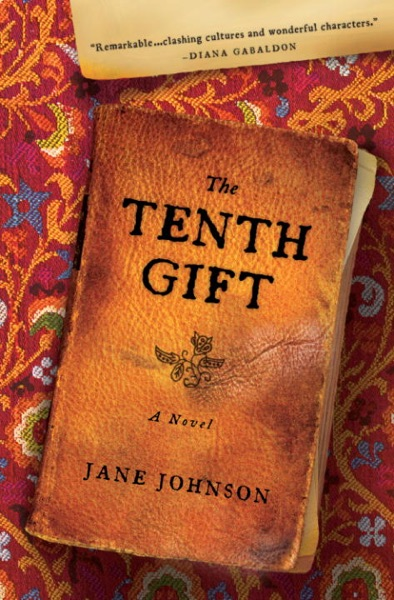 The Tenth Gift - Jane Johnson book cover
