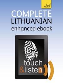 COMPLETE LITHUANIAN: TEACH YOURSELF (ENHANCED EDITION)