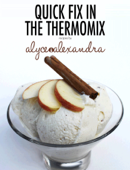Quick Fix In the Thermomix