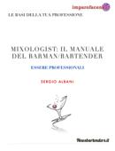 MIXOLOGIST: IL MANUALE DEL BARMAN/BARTENDER Book Cover