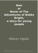 Now Or Never Of The Adventures Of Bobby Bright, A Story For Young People