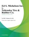 Ed S Michelson Inc V Nebraska Tire  Rubber Co