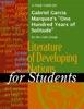 A Study Guide for Gabriel Garcia Marquez's