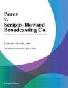 Perez V Scripps-Howard Broadcasting Co