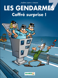 Les Gendarmes - tome 7 - Coffré surprise !
