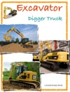 Excavator Digger Truck