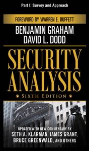 Security Analysis, Sixth Edition, Part I - Survey and Approach