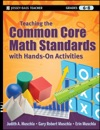 Teaching The Common Core Math Standards With Hands-On Activities Grades 6-8