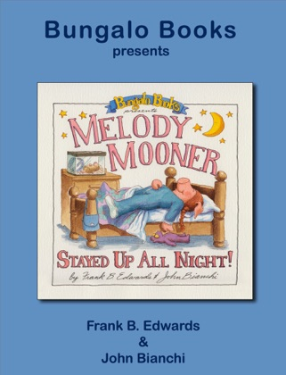 Melody Mooner Stayed Up All Night image