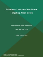 Download and Read Online Friendster Launches New Brand Targeting Asian Youth