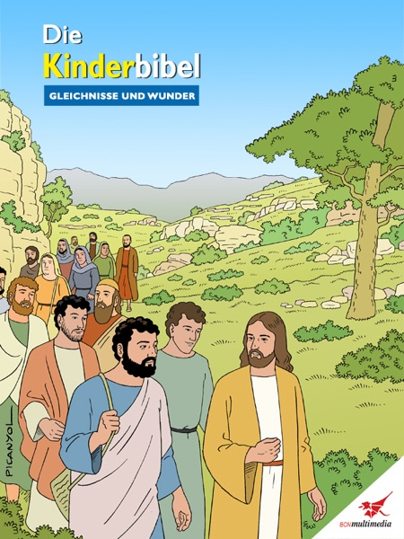 Die Kinderbibel Comic Gleichnisse und Wunder