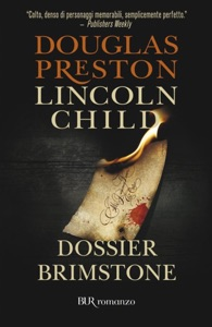 Dossier Brimstone da Lincoln Child & Douglas Preston