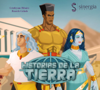 Cristhyane Ribeiro & Ricardo Cidade - Historias de La Tierra ilustraciГіn