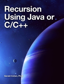 Recursion Using Java or C/C++