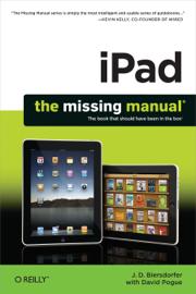 iPad: The Missing Manual book