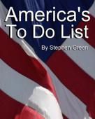 America's To Do List