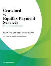 Download Crawford v. Equifax Payment Services