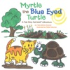 Myrtle The Blue Eyed Turtle