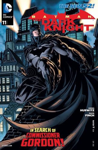 Gregg Hurwitz & David Finch - Batman: The Dark Knight (2011- ) #11