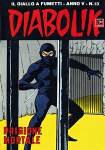 DIABOLIK (63) Libro Cover