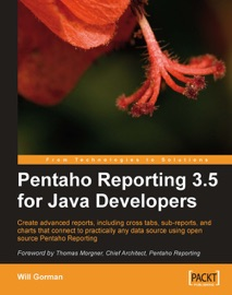 Pentaho Reporting 3 5 For Java Developers