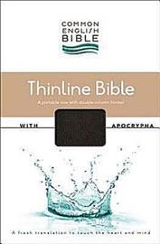 CEB Common English Bible with Apocrypha - ePub Edition