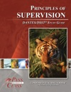 Principles Of Supervision DANTESDSST Test Study Guide