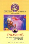 70 Days Prayer And Fasting Programme