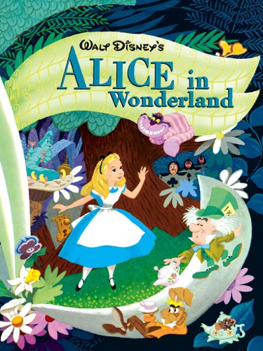 Disney Book Group - Walt Disney's Alice in Wonderland