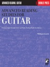 Advanced Reading Studies For Guitar Music Instruction