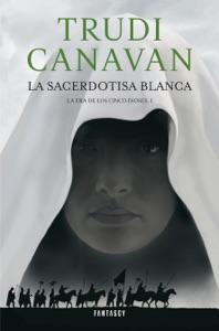 La sacerdotisa blanca (La Era de los Cinco Dioses 1) Book Cover