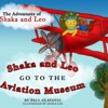 Shaka And Leo Go To The Aviation Museum
