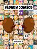John Paine - Kidney Comics artwork