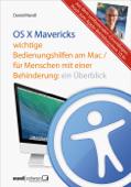 OS X - Bedienungshilfen am Mac / für Menschen mit einer Behinderung: ein Überblick