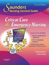 Saunders Nursing Survival Guide Critical Care  Emergency Nursing E-Book