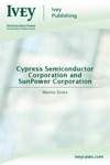 Cypress Semiconductor Corporation And SunPower Corporation