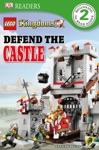 DK Readers L2 LEGO Kingdoms Defend The Castle Enhanced Edition