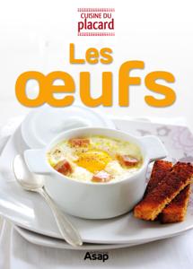 Les œufs - recettes de référence La couverture du livre martien
