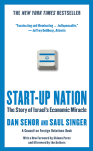Start-up Nation Libro Cover