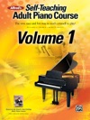 Alfreds Self-Teaching Adult Piano Course Volume 1