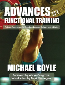 Advances in Functional Training Book Cover