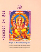 How To Conduct Puja To Mahaganapati