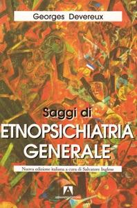 Saggi di etnopsichiatria Book Cover