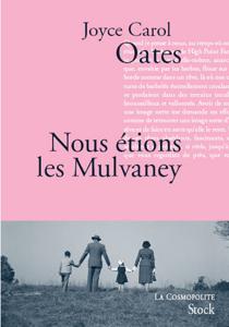 Nous étions les Mulvaney La couverture du livre martien
