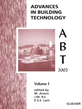 Advances In Building Technology (Enhanced Edition)