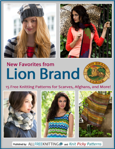 New Favorites from Lion Brand Book Review
