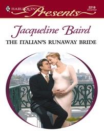 THE ITALIANS RUNAWAY BRIDE